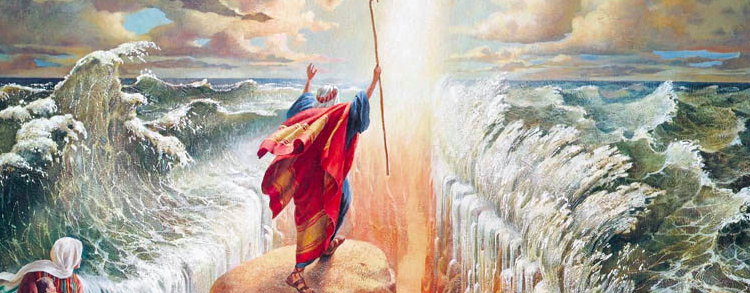 Image result for Moses and the Exodus