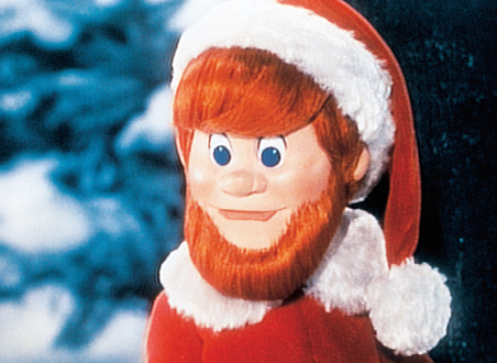 """SANTA CLAUS IS COMIN' TO TOWN - """"Santa Claus is Comin' to Town"""" airs on THURSDAY, DECEMBER 7 (7:00-8:00 p.m., ET/PT) on ABC Family. (RANKIN/BASS PRODUCTIONS/ABC FAMILY)KRIS KRINGLE"""